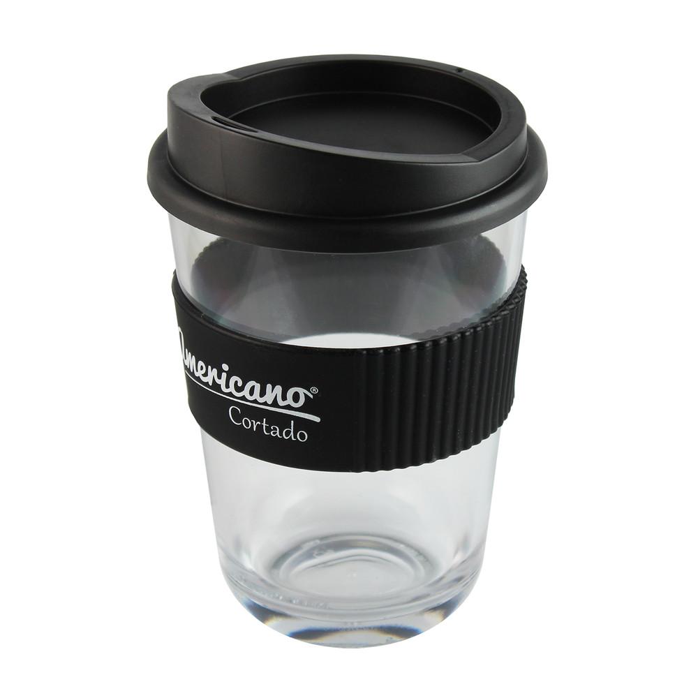 Branded Americano Cortado Travel Mug