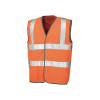 High Viz Vest in orange