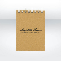 Recycled Jotter Notepad A7
