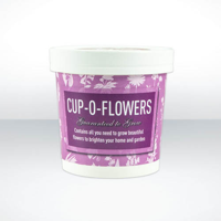 Cup-o- Flowers