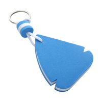 EVA foam sailing boat key holder.