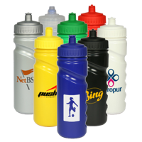 Sports Bottle 750Ml White