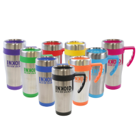 Oregan 450Ml Stainless Steel Trave Mug
