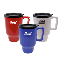 Armitage 400Ml Plastic Travel Mug