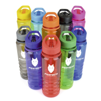 Rydal Drinking Bottle with flip Straw