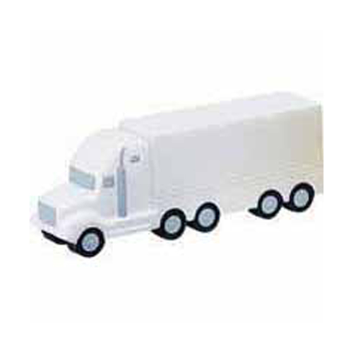 Lorry Long 4 Wheels Stress Toy
