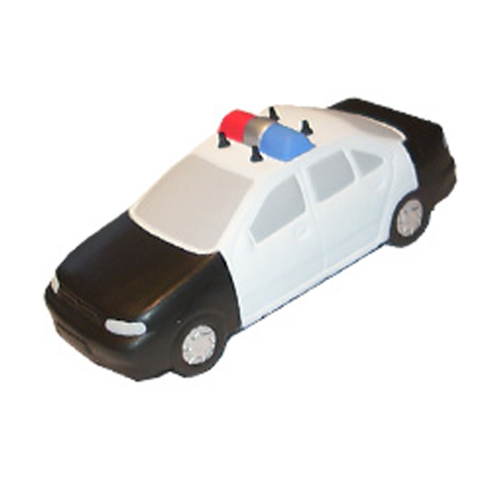 Police Car English Stress Toy