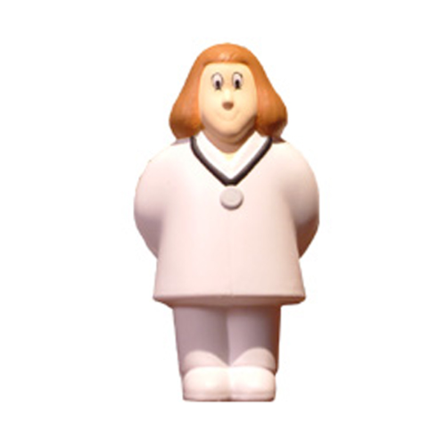 Doctor Female Stress Toy