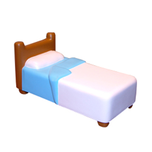 Bed Single Stress Toy