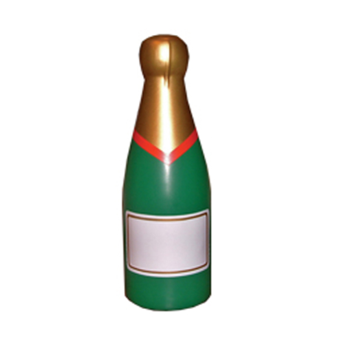 Champagne Bottle Stress Toy