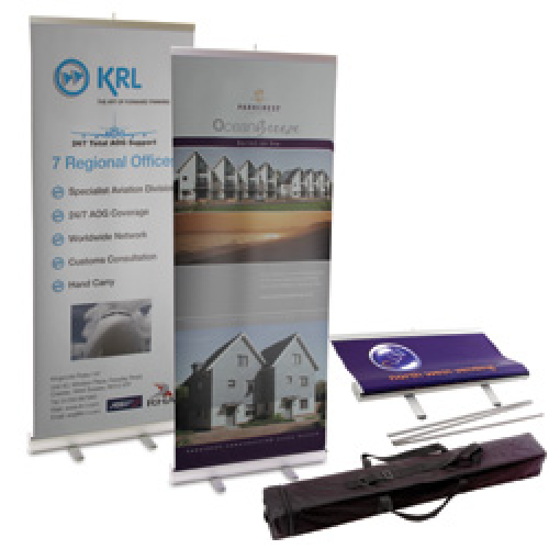 Roll Up Banner - 2 m x 850 mm