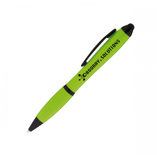 Curvy Candy Stylus Pen in lime