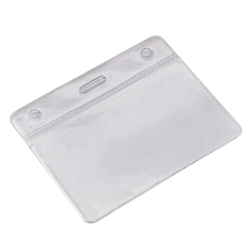 Clear PVC Cardholders