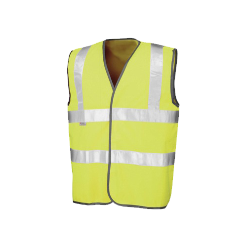 High Viz Vest in yellow