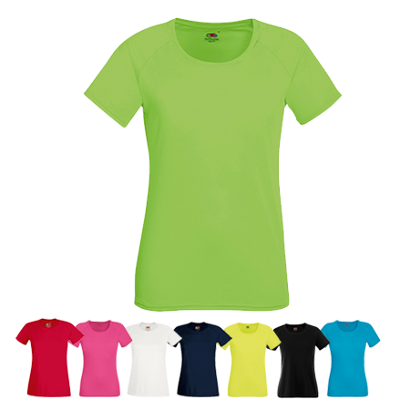 Lady Fit Performance T-Shirt